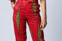 Africain style