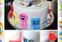 Mister maker birthday