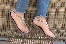 Sandały damskie crocs