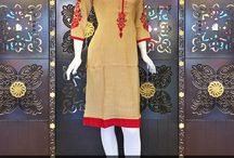 Latest Designer Summer Kurtis Collection.