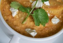 Soups and Stews / Soups and stews  that will satisfy you.