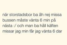 Typiskt svenskt xD