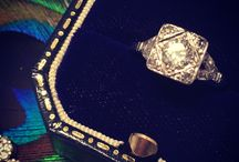 Antiquity Jewellery on Etsy / Beautiful antique and vintage statement jewellery