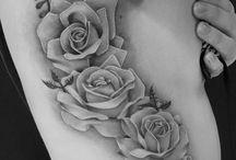 Hvite tatoveringer
