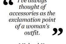 Accessories quote