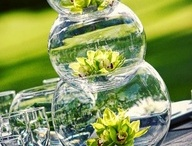 centerpiece ideas / by Liza Jacobson