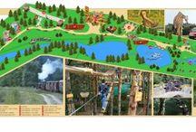 Safari Adventure Park Bucovina / Ministrul Turismului susţine construirea unui Safari Park la Păltinoasa