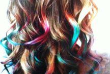 hair&makeup. / by Amanda Crutcher