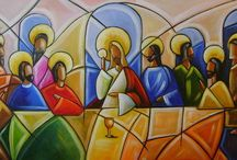 pintura sacra