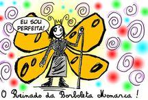 O Reinado da Borboleta Monarca