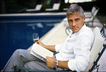 George Clooney and other hotties