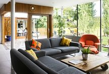 Interiors / Style and design ideas for the home. #interiordesign