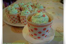 Meine Torteria - Cupcakes / Rezepte für Cupcakes