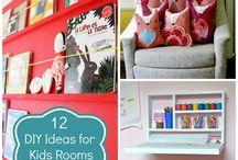 Decorating : Kids Rooms