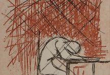 Kafka drawings