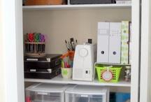 Craft organization project