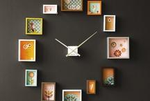 Clocks / by Rachel Wilkinson