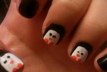 Nail Art Ideas / I want to try nail art!