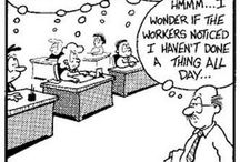 Comic Strips / Musings about workplaces, careers, office and jobs