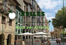 Maravillas de Asturias / Lugares para conocer en Asturias