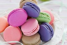 Macarons / sweet and salty french macarons