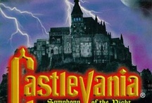 Castlevania Fandom / by Shaun O'Donnell