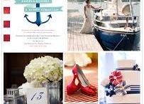 Inspiração festa barco ou náutica