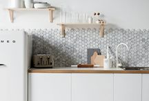 INTERIORS/ Kitchens