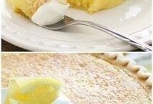 Alizona sunshine lemon pie