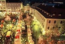 Christmas markets Bratislava