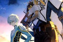 Tales of Zestiria / Beautiful anime by ufotable studios