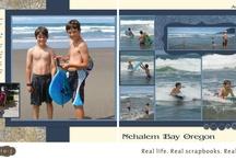 Scrapbook-summer/beach
