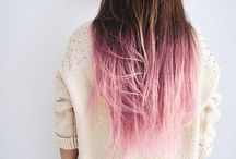 Color Hair ‍‍