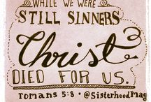 Bible Journaling- Romans} / by Lindsey Z.