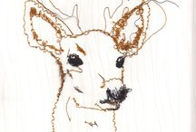 Embroidery / by Just Me