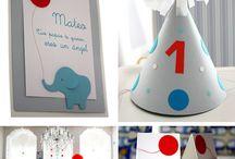 Ideas De Cumpleaños elefante