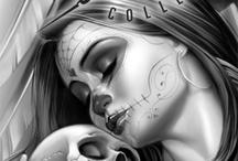 Schädelkunst