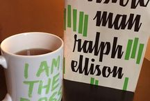 Mugs with Books! / Pairing our favorite books with their I am the Boss™ counterparts!