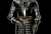 XVII armour