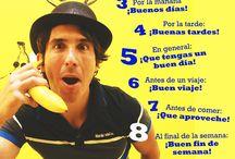 10 formas de saludar.