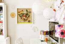 Escritorios / Un espacio para ti #escritorio #rincones
