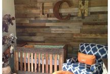 Nursery Ideas / by Ashley Henke