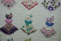 Hanky quilts