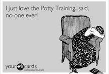 Potty Training Humor / When you need a good laugh...