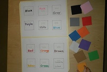 Colors and Shapes / by Sierra @ H is for Homeschooling