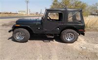 Used 1970 Jeep CJ for Sale ($6,900) at Minocqua, WI /  Make:  Jeep, Model:  CJ, Year:  1970, Exterior Color: Green, Interior Color: Black, Vehicle Condition: Good, Mileage:69,000 mi,  Fuel: Gasoline, Engine: 6 Cylinder, Transmission: Manual, Drivetrain: All wheel drive.    Contact: 606-407-1556   Car ID (56707)