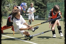 Field Hockey / Action pictures from the game Fieldhockey