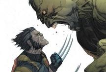 Wolverine / by Alex Hendon