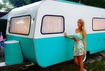 my caravan vintage