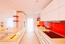 Küchen-Inspirationen | kitchen - where we eat, laugh and live / Küchen - hier wird nicht nur gekocht sondern auch gelacht und gelebt